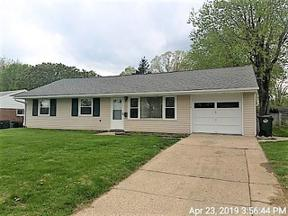 Property for sale at 116 Arnold Drive, Middletown,  OH 45044