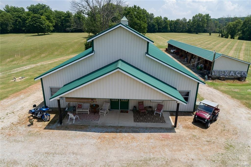 Photo of home for sale at 8072 SR 134, Lynchburg OH