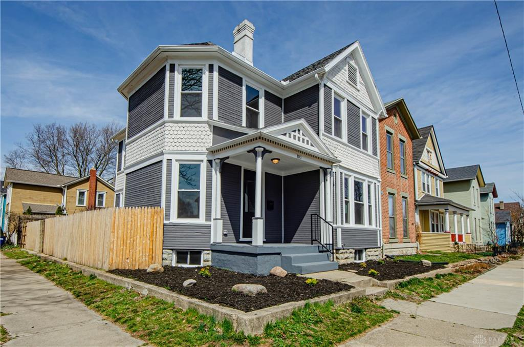 Photo of home for sale at 303 Johnson Street, Dayton OH