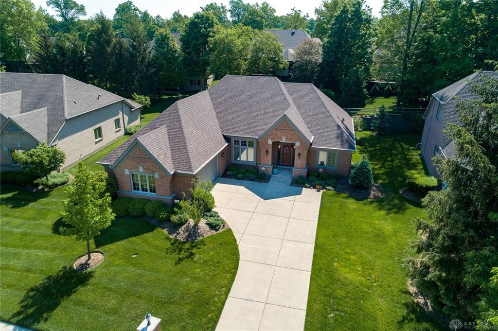 Photo of home for sale at 6824 Rose Glen Drive, Miami Township OH
