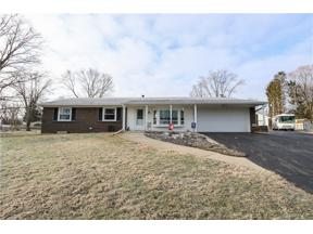 Property for sale at 1545 Gunther Drive, Bellbrook,  Ohio 45305