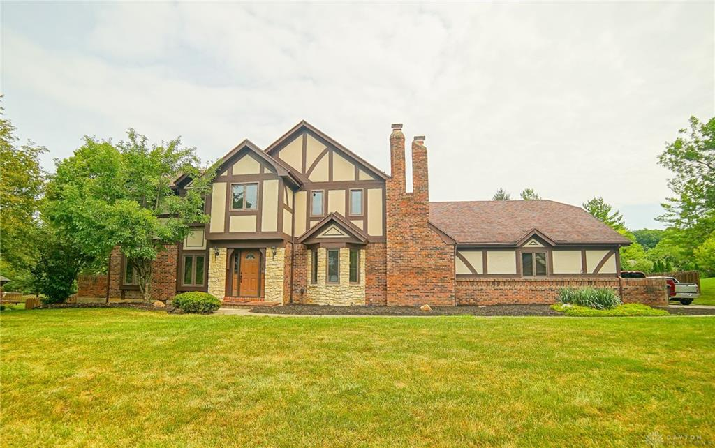 Photo of home for sale at 1659 Chartwell Drive, Washington Twp OH