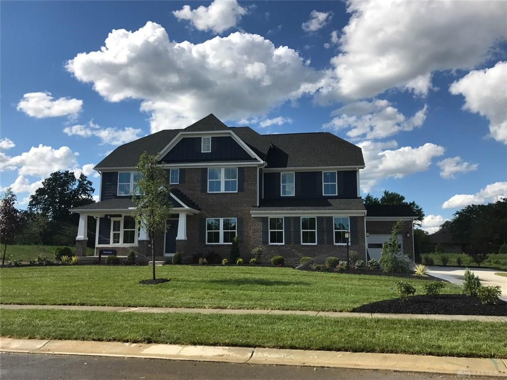 Photo of home for sale at 10070 Cobble Brook Drive, Washington Twp OH