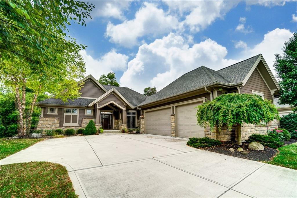 Photo of home for sale at 1390 Champions Way, Beavercreek Township OH