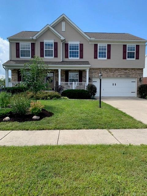 Photo of home for sale at 6469 Heritage Park Boulevard, Dayton OH