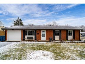 Property for sale at 7700 Bassett Drive, Huber Heights,  Ohio 45424