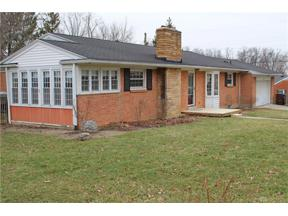 Property for sale at 251 Waldorf Drive, Dayton,  Ohio 45415