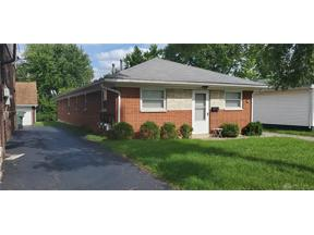 Property for sale at 2252 Fauver Avenue, Kettering,  Ohio 45420