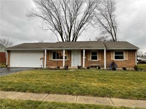 Property for sale at 1050 Stonyridge Avenue, Troy,  Ohio 45373