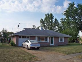 Property for sale at 636 Koch Avenue, Vandalia,  Ohio 45377