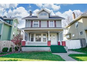Property for sale at 633 Wilfred Avenue, Dayton,  Ohio 45410