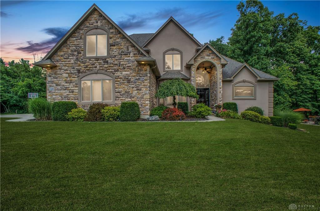 Photo of home for sale at 2440 Arbor Glen Court, Dayton OH
