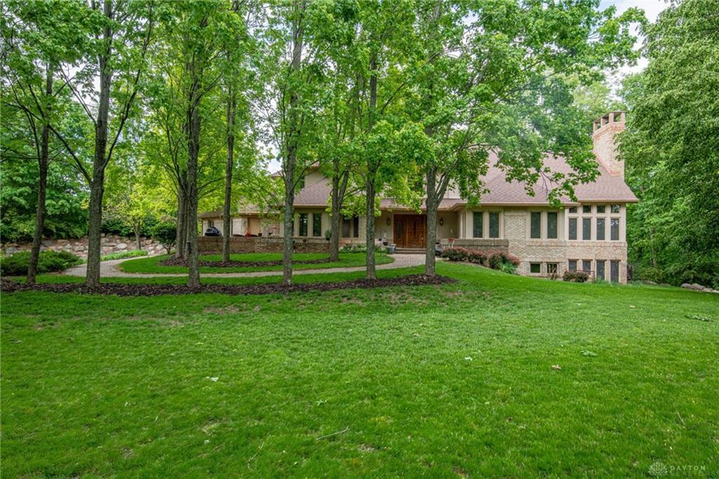 Photo of home for sale at 1531 Shore Woods Drive, Washington Twp OH