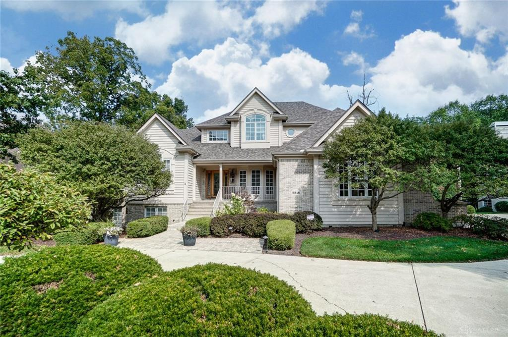 Photo of home for sale at 9816 Country Creek Way, Centerville OH