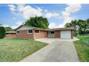 Property for sale at 268 Shade Drive, Fairborn,  Ohio 45324