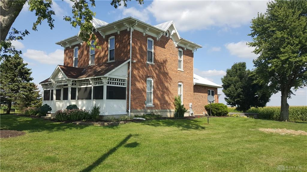 Photo of home for sale at 10849 Coletown Lightsville Road, Ansonia OH