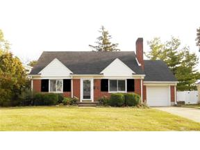 Property for sale at 224 Bromfield Road, Kettering,  Ohio 45429