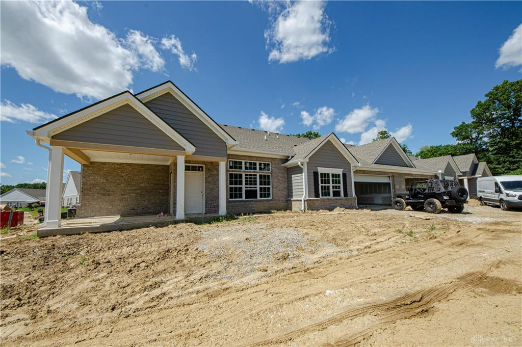 Photo of home for sale at 1179 Bourdeaux Way, Clearcreek Twp OH