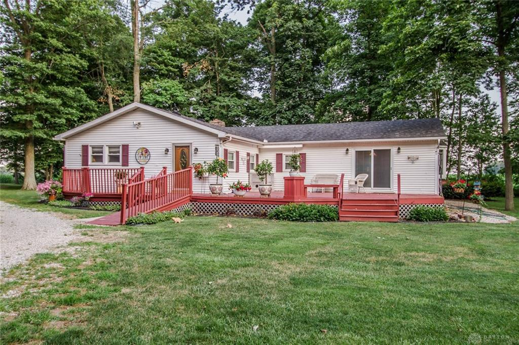 Photo of home for sale at 3264 Gordon Landis Road, Arcanum OH