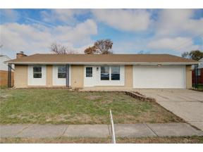 Property for sale at 317 Applehill Drive, West Carrollton,  Ohio 45449