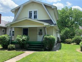 Property for sale at 332 Knecht Drive, Dayton,  Ohio 45405