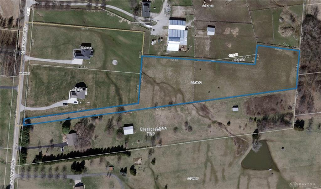 Photo of home for sale at 0 Hathaway Road, Clearcreek Twp OH