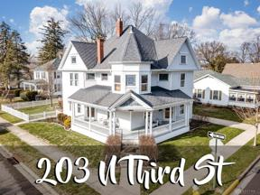 Property for sale at 203 3rd Street, Tipp City,  Ohio 45371
