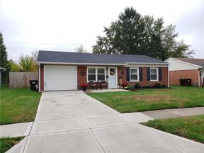 Property for sale at 1647 Reid Avenue, Xenia,  Ohio 45385