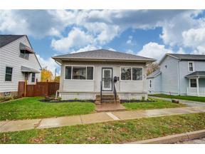 Property for sale at 120 Hyatt Street, Tipp City,  Ohio 45371