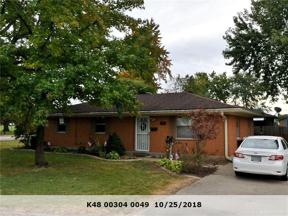 Property for sale at 690 Savoy Avenue, West Carrollton,  Ohio 45449