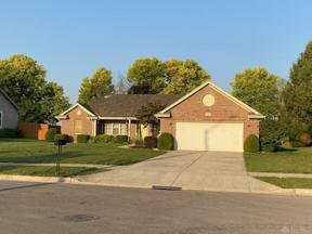 Property for sale at 2820 Wagon Wheel Way, Troy,  Ohio 45373