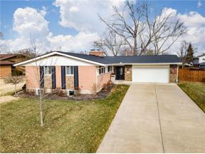 Property for sale at 2809 Parklawn Drive, Kettering,  Ohio 45440