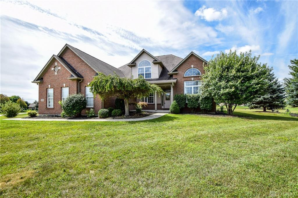 Photo of home for sale at 7979 Wenger Meadows Drive, Clayton OH