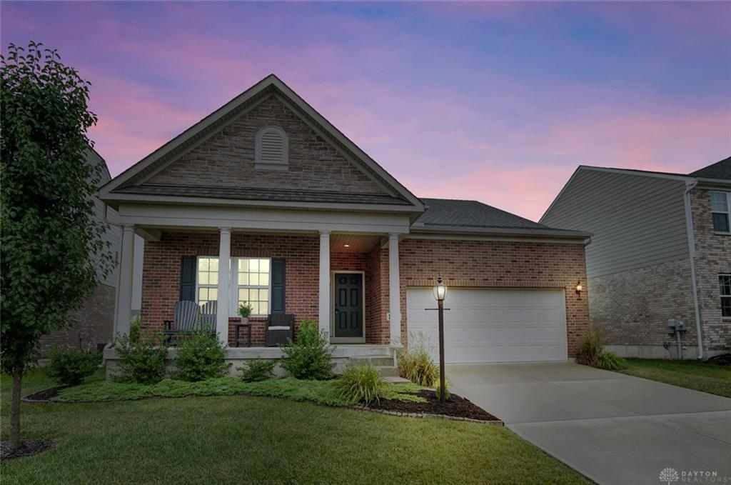 Photo of home for sale at 1681 Summit Creek Drive, Clearcreek Twp OH