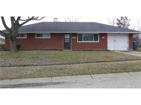 Property for sale at 5425 Naples Drive, Huber Heights,  Ohio 45424