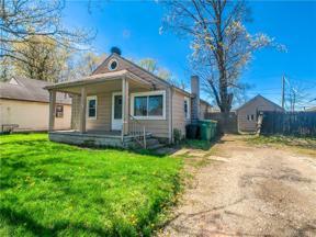 Property for sale at 1877 Montgomery Avenue, Fairborn,  Ohio 45324