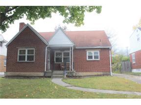 Property for sale at 1831 Wesleyan Road, Dayton,  Ohio 45406