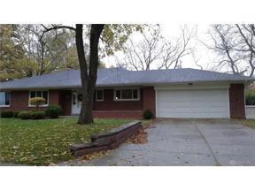 Property for sale at 625 Dell Ridge Drive, Kettering,  Ohio 45429