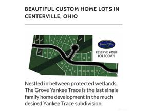 Property for sale at Lots 4-6 Hidden Branches Drive, Centerville,  Ohio 45458