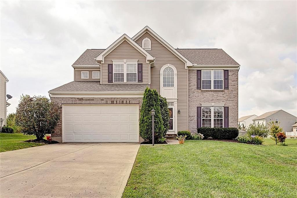 Photo of home for sale at 3333 Greycliff Trail, Franklin Twp OH