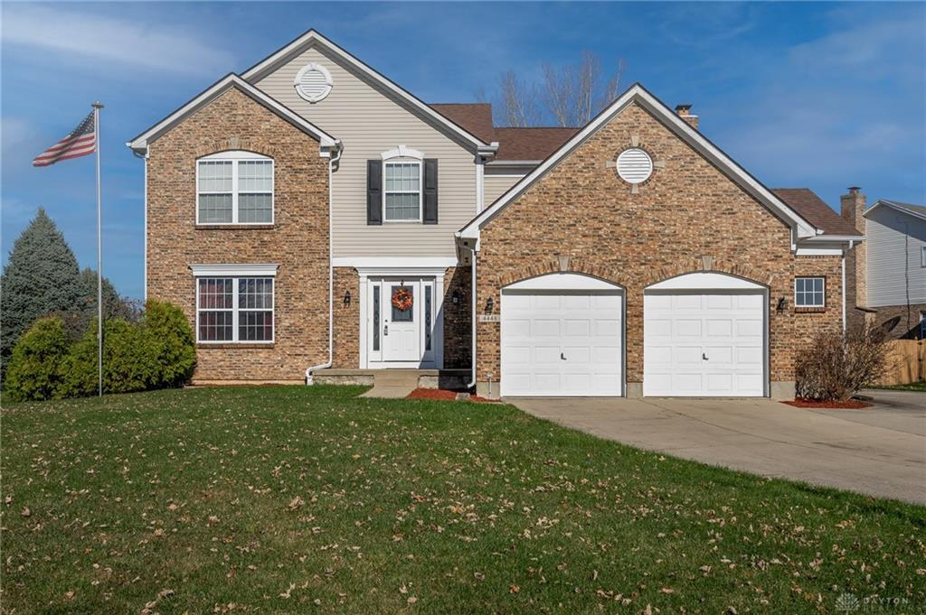 Photo of home for sale at 4448 Forest Ridge Boulevard, Dayton OH