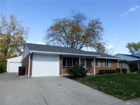 Property for sale at 2831 Pinegrove Drive, West Carrollton,  Ohio 45449