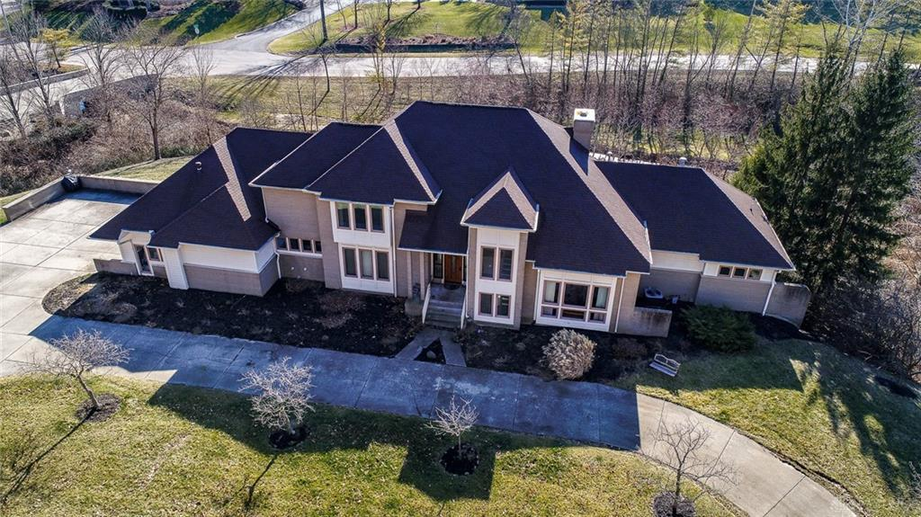 Photo of home for sale at 1500 Shore Woods Drive, Dayton OH