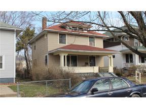 Property for sale at 247 Delaware Avenue, Dayton,  Ohio 45405