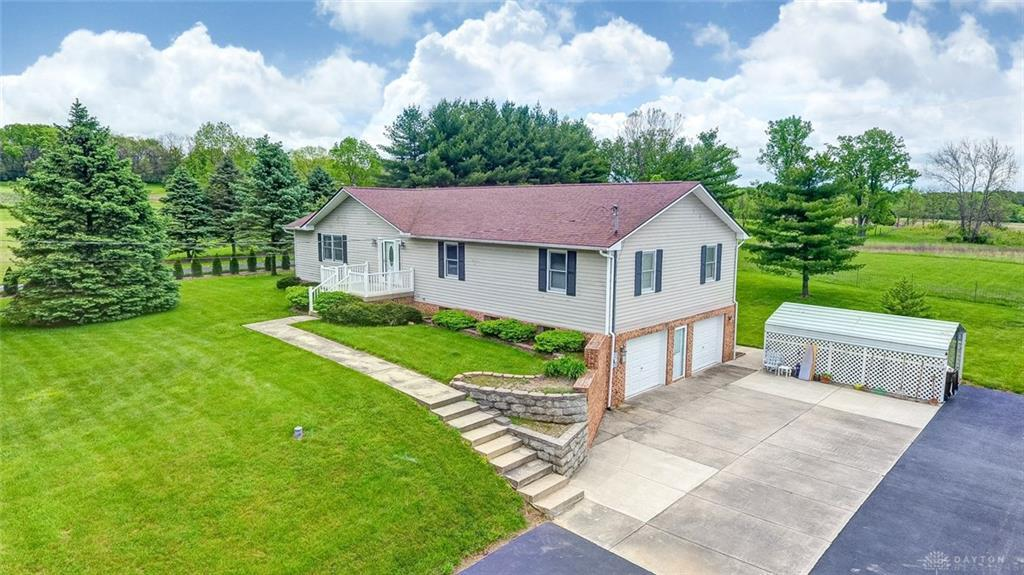 Photo of home for sale at 2340 Ross Road, Bethel Twp OH