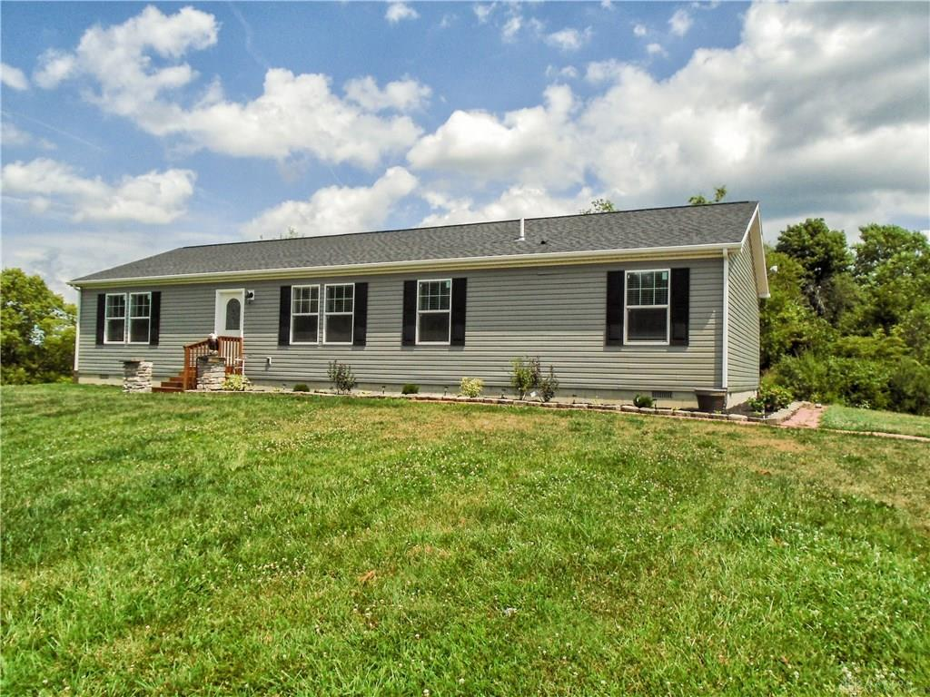 Photo of home for sale at 3769 Richmnd-Palestine, New Madison OH