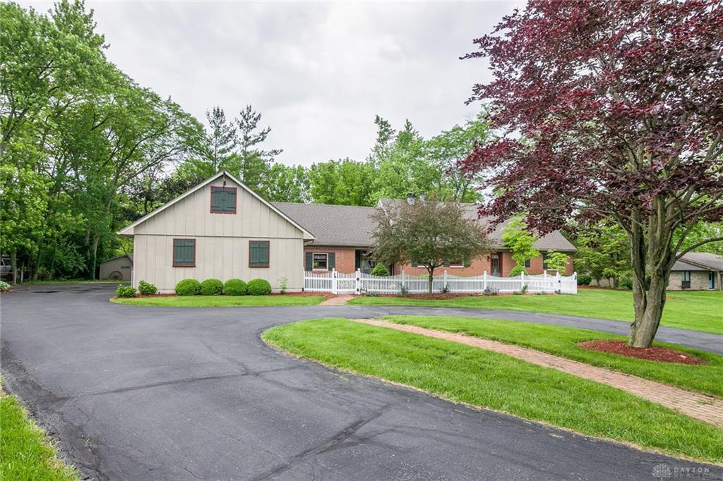 Photo of home for sale at 2020 Little York Road, Dayton OH