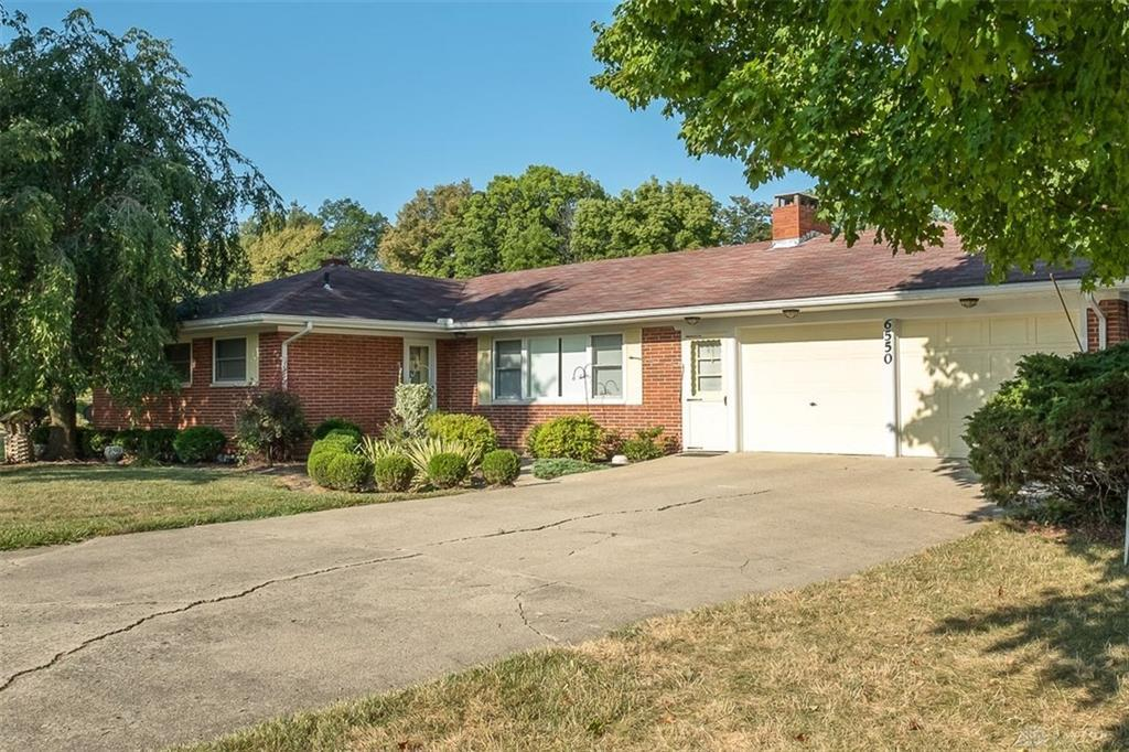 Photo of home for sale at 6550 Pisgah Road, Tipp City OH