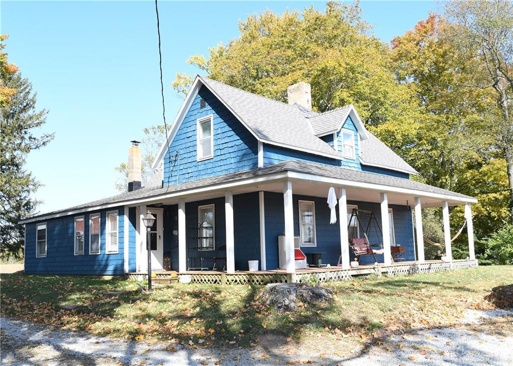Photo of home for sale at 7808 State Route 161, Mechanicsburg OH
