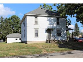 Property for sale at 124 South Street, Monroe Twp,  Ohio 45358